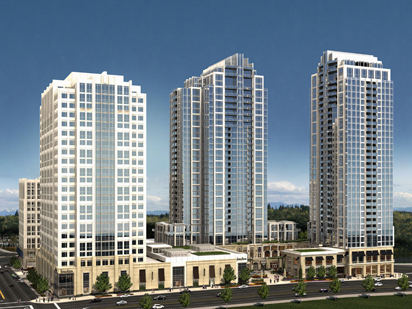 The Bravern condos bellevue