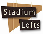 Stadium lofts seattle logo