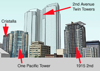 Second Avenue condos Seattle