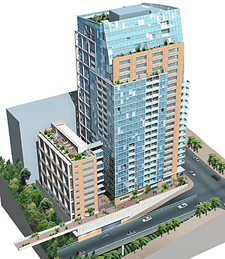8th and Seneca condo Seattle