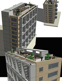 Seneca Towers First Hill