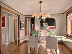 McKean Condo - dining room