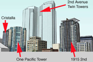 2nd Avenue Towers Design Review Meeting