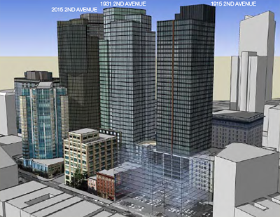 2nd avenue new tower rendering