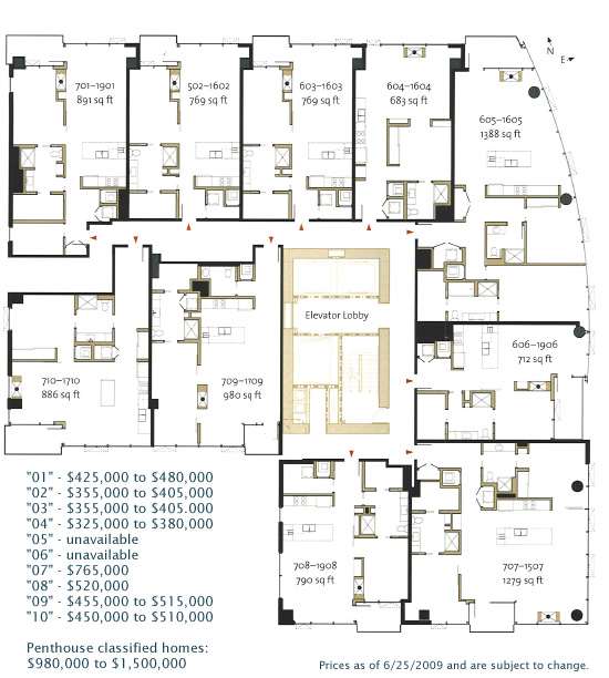 Enso model homes to open   Seattle Condos and Lofts