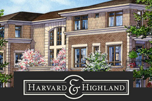 Harvard and Highland grand opening