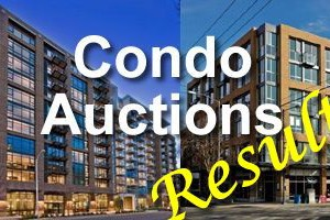 Brix and Gallery Condo Auction Results