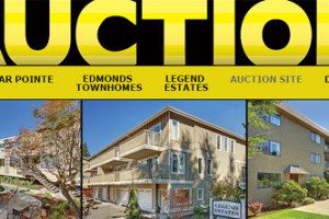 Condo and Townhome auctions