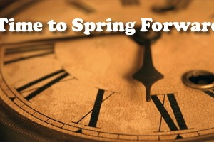 Condo updates, spring forward