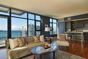 Spotlight:  Gallery 2-Bedroom View Condo
