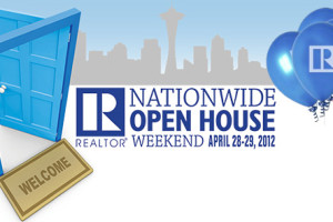 National Open House Weekend – April 28 & 29, 2012