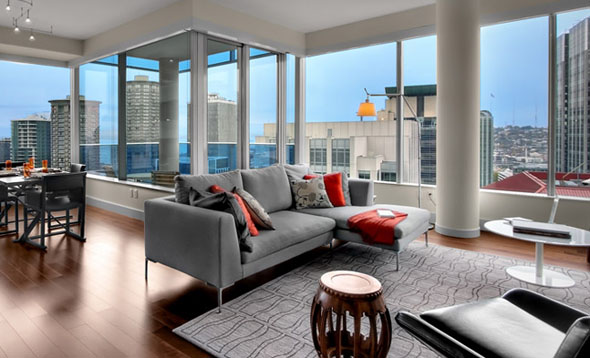 Downtown Seattle Apartments olive 8 condo | seattle condos and lofts