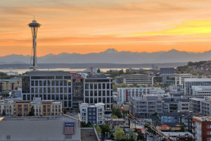Spotlight:  Capitol Hill View Condo 2-bedroom