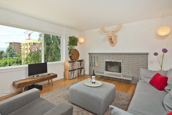 Feature Listing:  2-bedroom Capitol Hill Condo