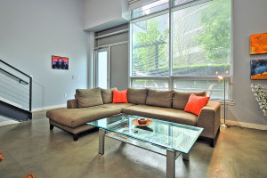 Spotlight: Live/Work Loft at Trio Condo in Belltown
