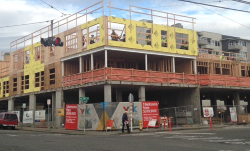 Vik Ballard construction