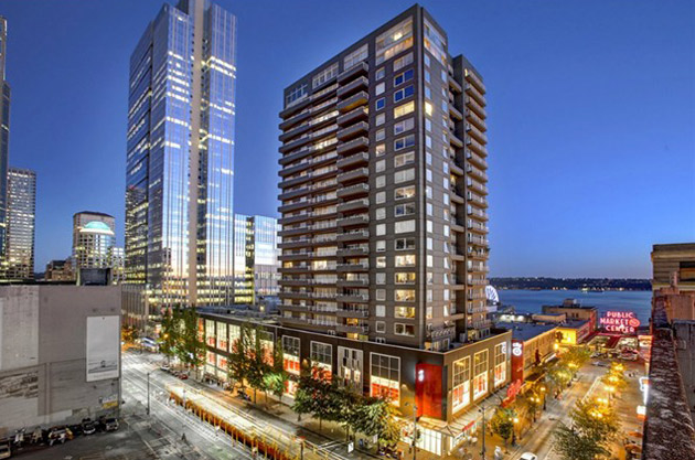 Newmark Tower Seattle