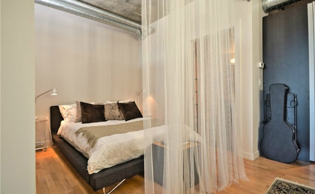 Mosler Loft Sleeping Alcove