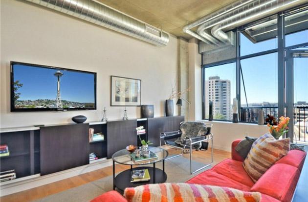 Mosler Lofts Living
