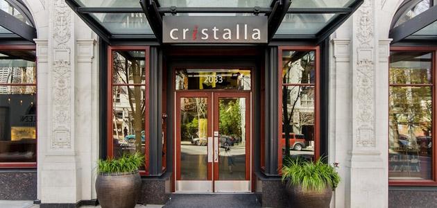 Spotlight:  Large one-bedroom at Cristalla
