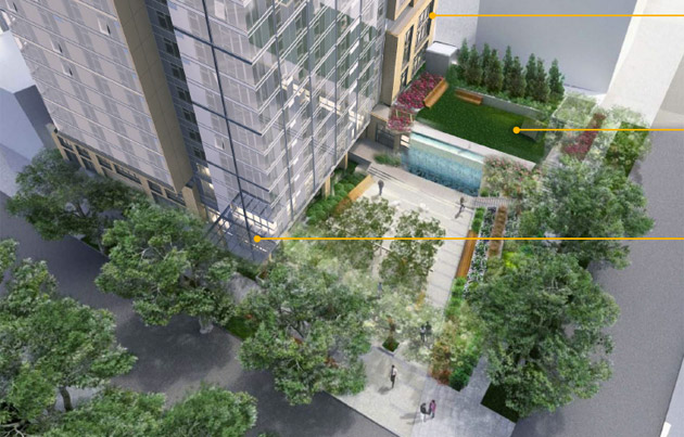 800 Columbia Tiered Terrace