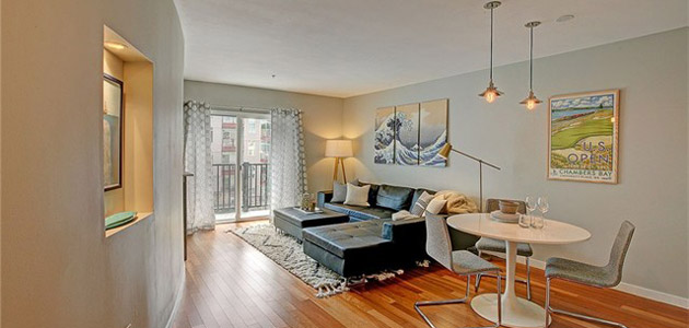 Spotlight: Large Ballard One-bedroom