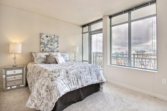 Cosmopolitan Bedroom