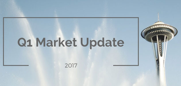 Seattle Condo Q1 2017 Market Update