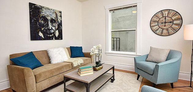 Spotlight: U-District One-Bedroom – 901 NE 43rd St