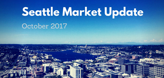 Seattle Condo Market Update October 2017