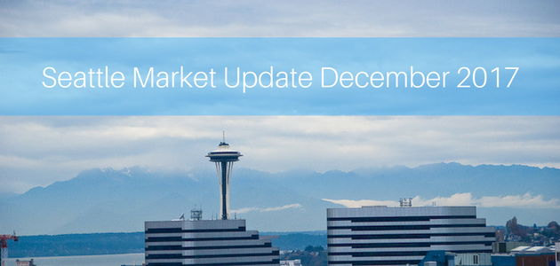 Seattle Condo Market Update December 2017