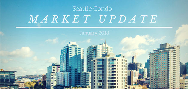 Seattle Condo Market Update January 2018