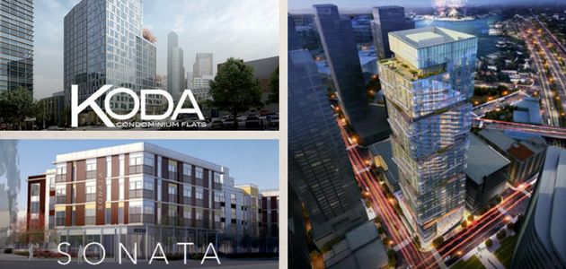 New Seattle Condos 2018 2018