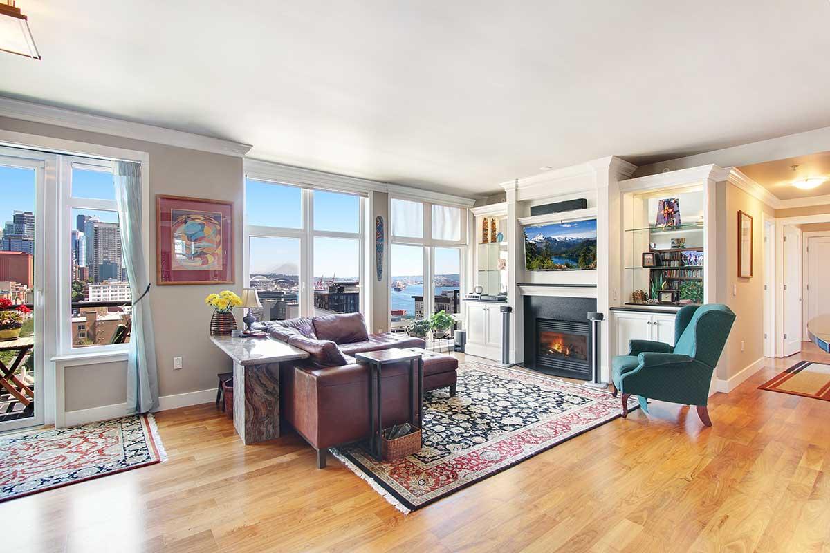 Avenue One Living Room