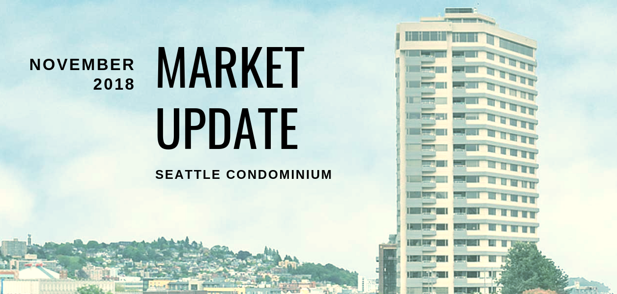 Seattle Condo Market Update Report November 2018