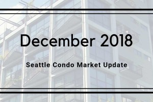 December 2018 Seattle Condo Market Update