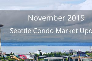 November 2019 Seattle Condo Market Update