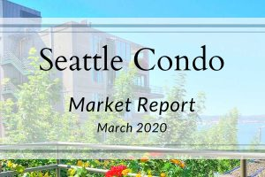 March 2020 Seattle Condo Market Report