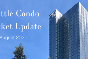 Seattle Condo Market Update – August 2020