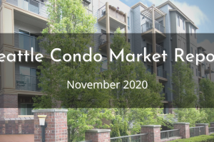 Seattle Condo Market Report November 2020