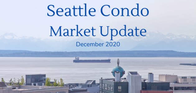 Seattle Condo Market Update December 2020