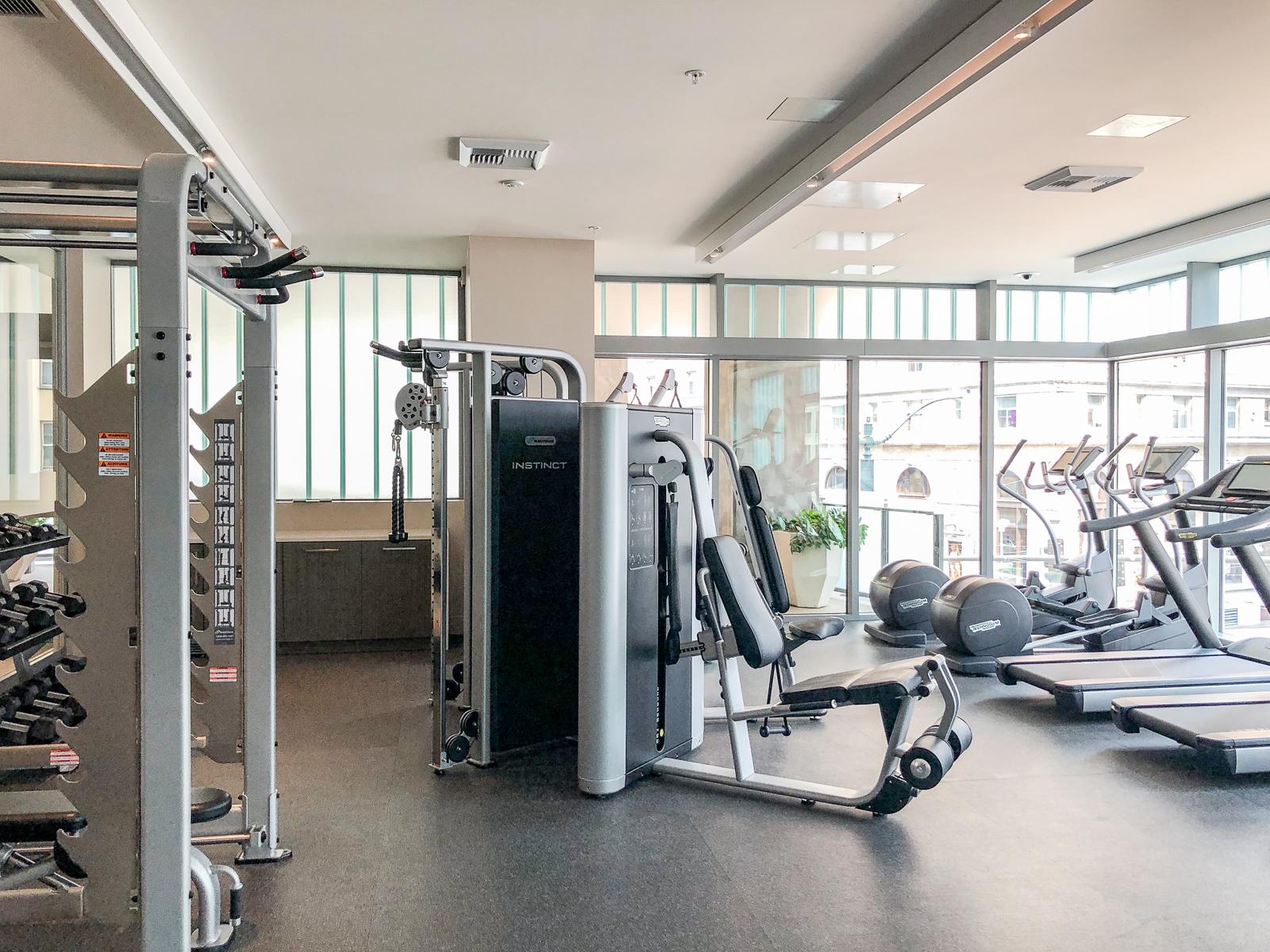 Emerald Condo Seattle Fitness Center