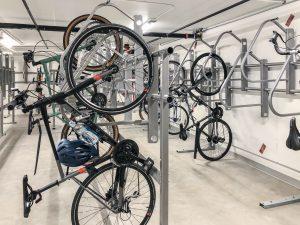 Emerald Condo Seattle Bike Locker