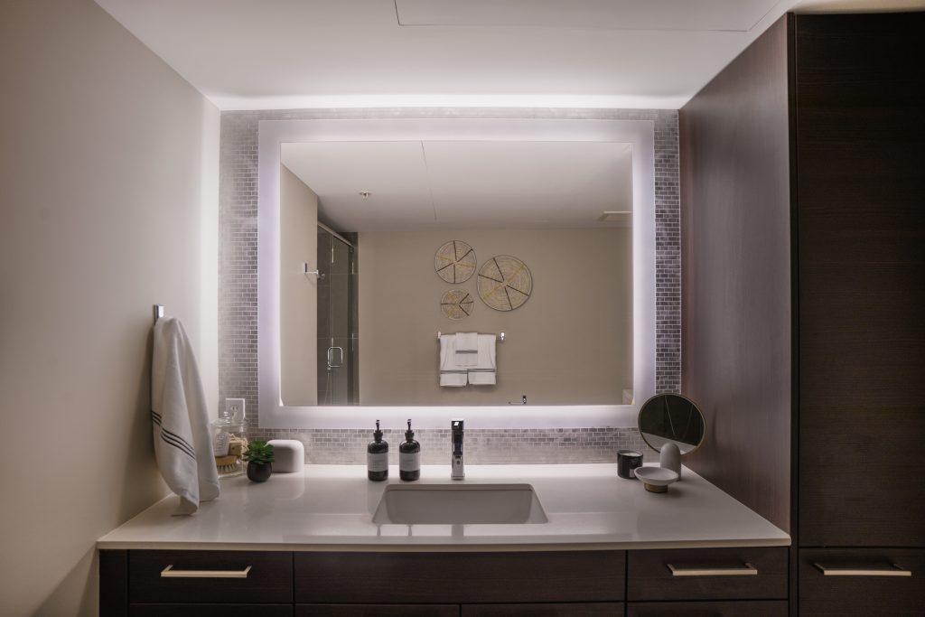 The Goodwin Condo Seattle Bathroom
