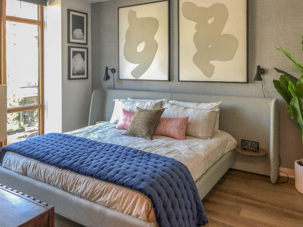 The Goodwin Condo Seattle Bedroom