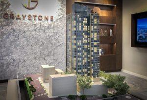 Graystone Condo Model